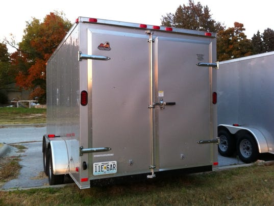 Springfield Boy Scout Troop Reports Theft Of Trailer Packed With Camping Gear