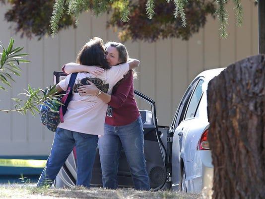 AP DEADLY CALIFORNIA SHOOTINGS A USA CA