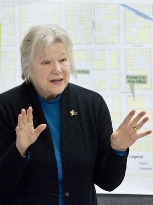 Tompkins County Historian Carol Kammen