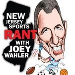 Ready to rant about Jersey sports?