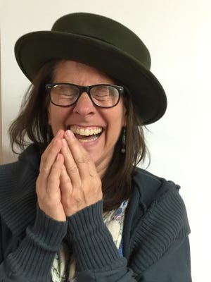 """Sarah Routman will lead a """"laughter yoga"""" session on Nov. 7."""