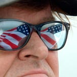 """Michael Moore in   """"Where to Invade Next."""""""