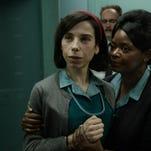 'Shape of Water,' 'Three Billboards' lead Oscar nominations