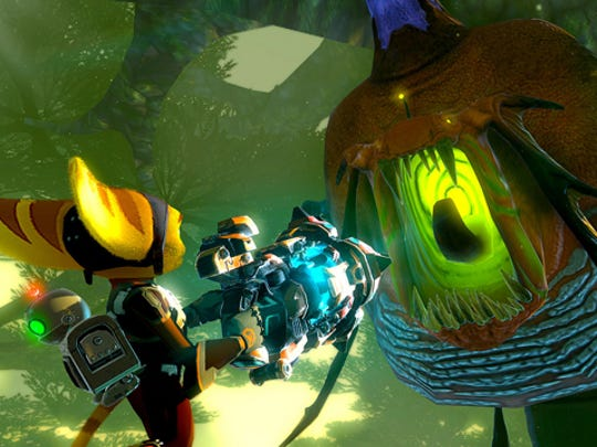 'Ratchet & Clank: Into the Nexus' for PlayStation 2