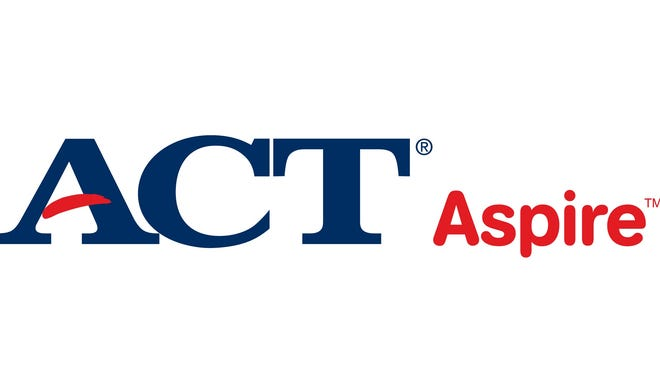 ACT Aspire tests students' proficiency in math, reading and science.