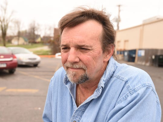 John Wilson, 53, of Mountain Home