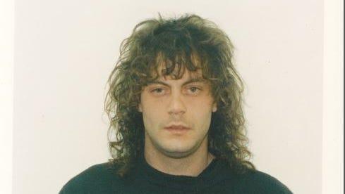 The victim, Gerold Berger