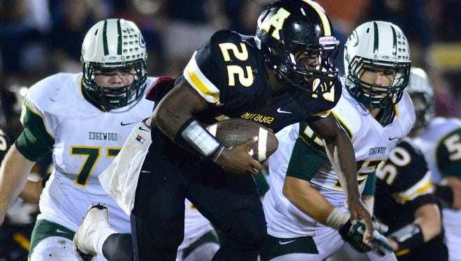 Eric Graham and eighth-ranked Autauga Academy travel to No. 3 Monroe Academy on Friday.