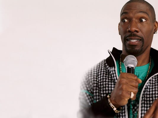 "Actor and comedian Charlie Murphy performs at the Don Haskins Center at 8 p.m. today alongside fellow-comedians Cedric the Entertainer, D.L. Hughley, George Lopez and Eddie Griffin as part of the ""Comedy Get Down"" tour."