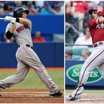The NY Yankees have reportedly traded for Stephen Drew and Martin Prado from the Boston Red Sox and Arizona Diamondbacks, respectively