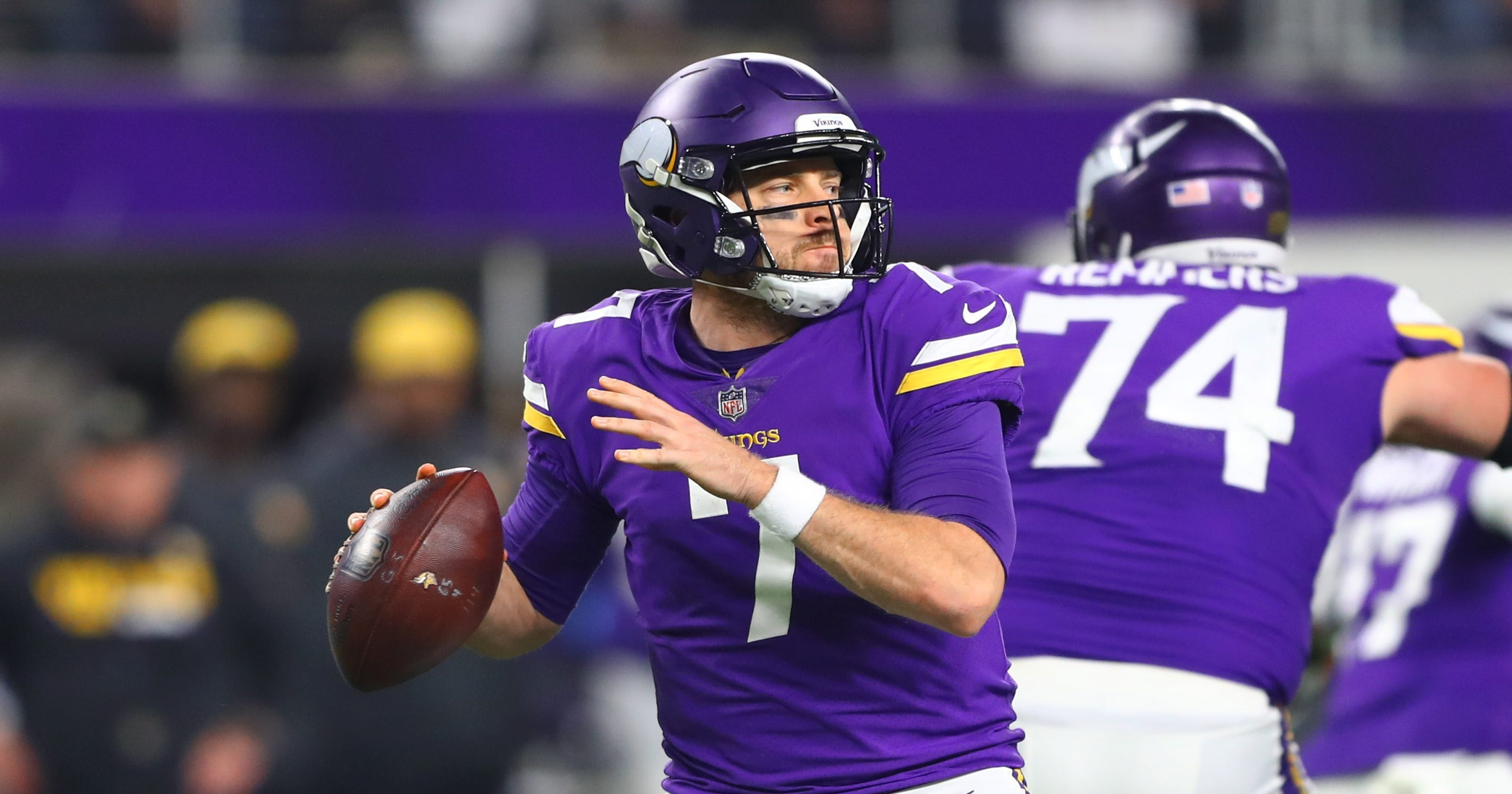 bddb3e3cd Case Keenum to sign with Broncos when free agency opens