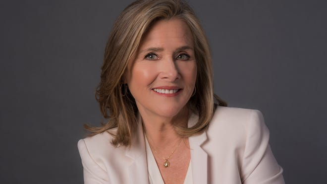 "Meredith Vieira hosts ""The Great American Read"" on PBS."
