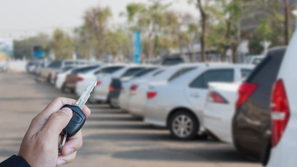 Modern car key fobs can be vulnerable to hackers. Here's how to protect yourself.
