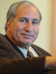 State Sen. Jeff Stone, pictured Nov. 10, 2015, at Trilogy Glen Ivy in Corona.