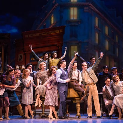 'An American in Paris' in Appleton: Love and dance in the 'City of Light'