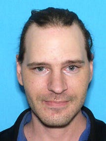 Aaron Michael Tappe, 38 has been missing since January