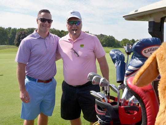 Paul Seizert and John VanGorder are ready to hit the