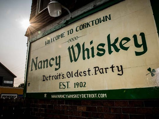 Nancy Whiskey Detroit hosted its Rock N Roll Pig Roast