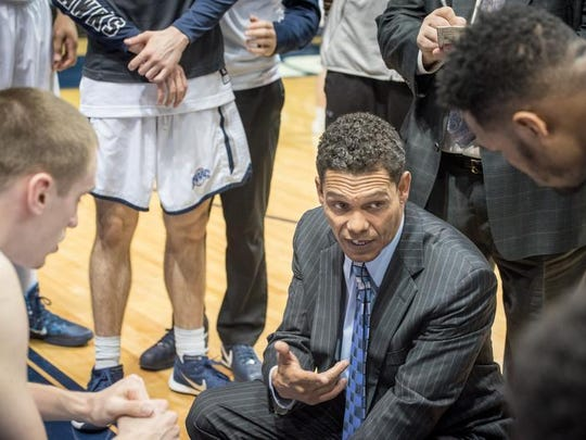 King Rice and Monmouth University will play at Marist College on Tuesday evening