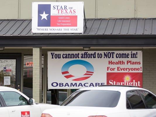 texas healthcare