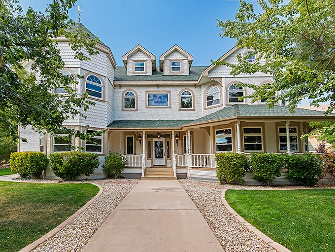 2375 Kinney Lane in Reno is listed at $2,500,000.