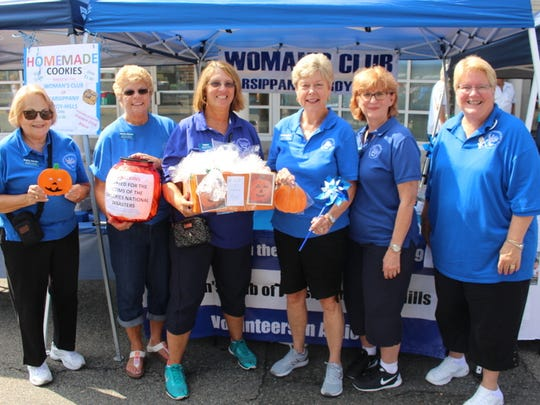 The Woman's Club of Parsippany-Troy Hills' members