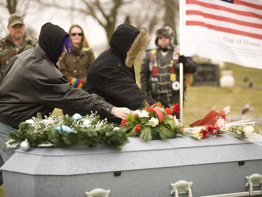 Fond du Lac County Jane Doe was laid to rest on Dec. 7, 2011, at Cattaraugus Cemetery in Waupun.