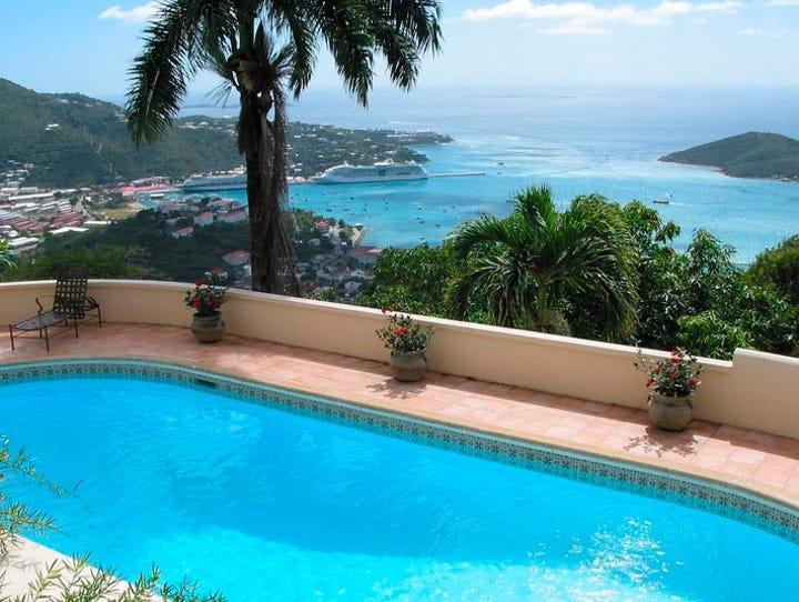 The U.S. Virgin Islands is the No. 1 Caribbean destination