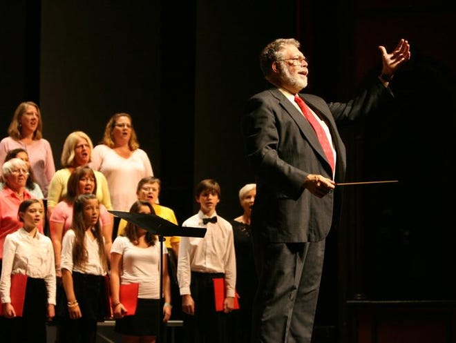 Dr. Michael Larkin will retire from The Music School of Delaware later this spring. For the last 28 years, he has served at the school as a choral director, private and class voice instructor, lecturer, performing artist, composer and head of the vocal/choral department.