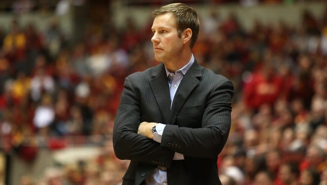 Iowa State head basketball coach Fred Hoiberg will undergo open heart surgery for the second time on April 17.