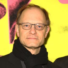 "NEW YORK, NY - MARCH 13: David Hyde Pierce attends ""Living With Alzheimer's"" screening at Museum of Modern Art on March 13, 2014 in New York City.  (Photo by Astrid Stawiarz/Getty Images)"