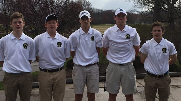 The Roberson golf team is undefeated this spring.