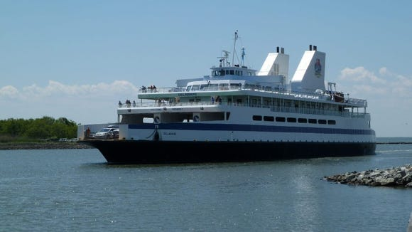 Cape May-Lewes Ferry will shuttle guests to both shores