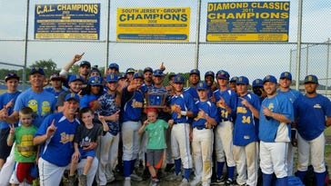 The Buena baseball team won its second consecutive sectional title in 2015.