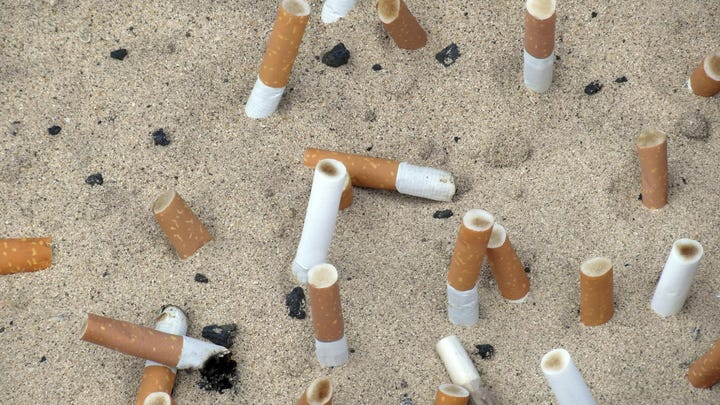 NJ beach smoking ban: $250 fine for lighting up now in Murphy's hands