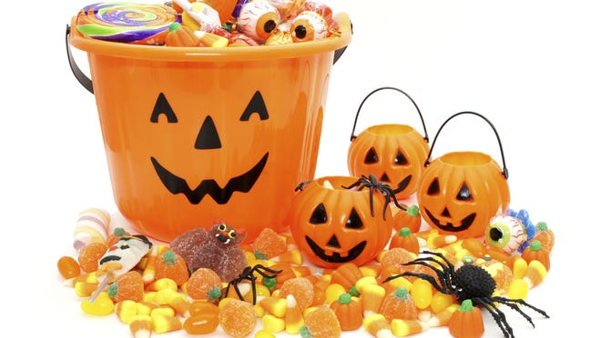 Trick-or-treating will be on Halloween in most communities.