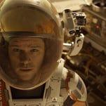 "Matt Damon, seen here in ""The Martian,"" will receive the Palm Springs International Film Festival's Chairman Award"