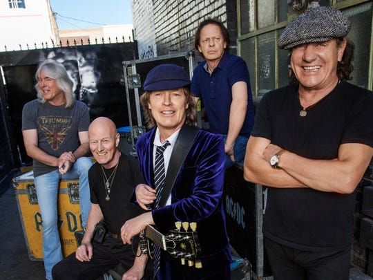 AC/DC's Rock or Bust tour reaches The Palace of Auburn Hills in March