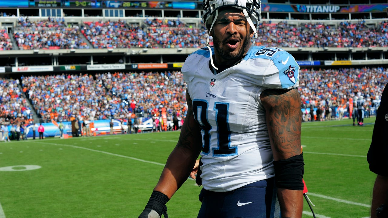 Titans linebacker critical of NFL brain research
