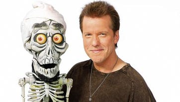 Jeff Dunham returns to Germain Arena with Peanut, Achmed and the rest of the gang