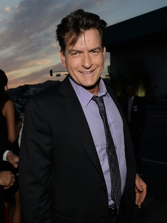 Charlie Sheen Says He Has Hiv