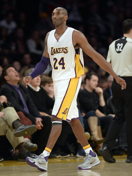 Kobe Bryant retirement announcement causes ticket prices to soar