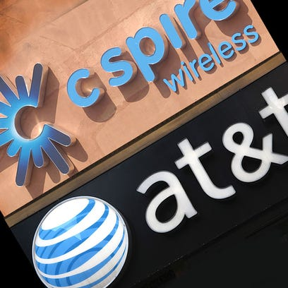 C Spire, AT&T