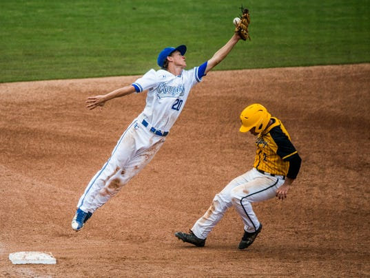 LEDE NDN 0530 Barron Collier baseball