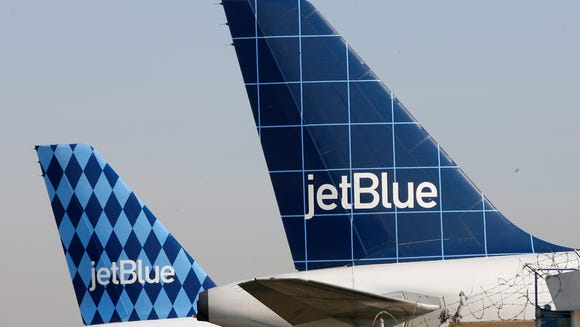 AP Earns JetBlue
