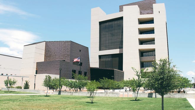 Albert Armendariz Sr. U.S. Courthouse in El Paso