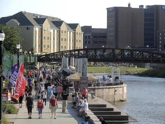 Downtown Sioux Falls Inc. is well-known for coordinating