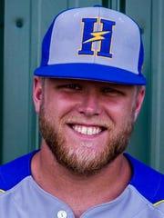 Henderson Flash catcher Justin Robison