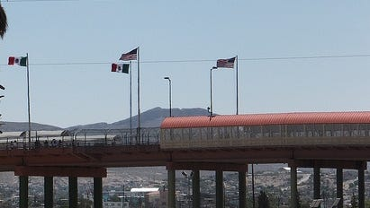 Three El Paso teenagers who had been reported missing over the weekend in El Paso were found Monday in southeast Juárez.
