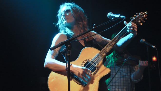 Betsy Badwater performs today at Vinyl Muisc Hall and Saturday at The Handlebar.